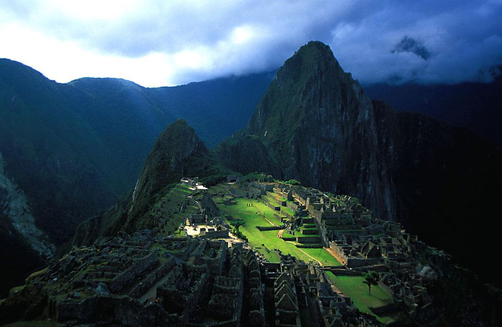 Eine Besichtigung von Machu Picchu ist ein Muss auf Ihrer Peru Reise