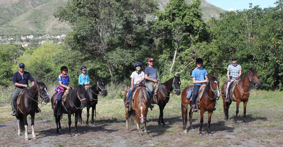 Peru akriv bereisen mit PERUline: Reiten, Fahrradfahren, Rafting in Peru