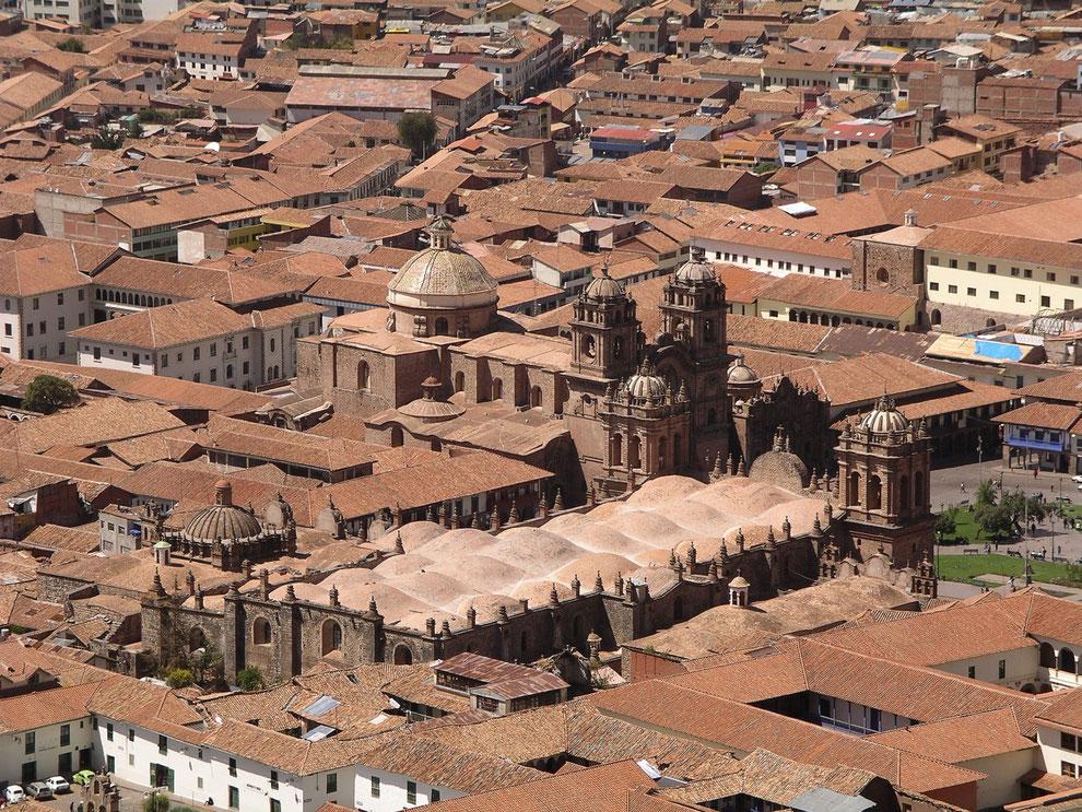 Eine auf Deutsch geführte Stadtbesichtigung Cuscos ist hoch interessanter Teil Ihrer Reise durch Peru