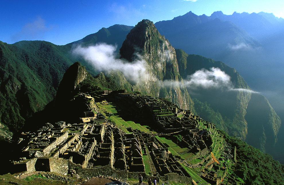 Der Besuch von Machu Picchu ist einer der ganz grossen Höhepunkte auf einer Peru Rundreise