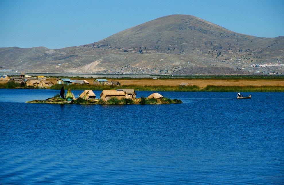 Titicacasee - Ausflug zu den Inseln der Uros