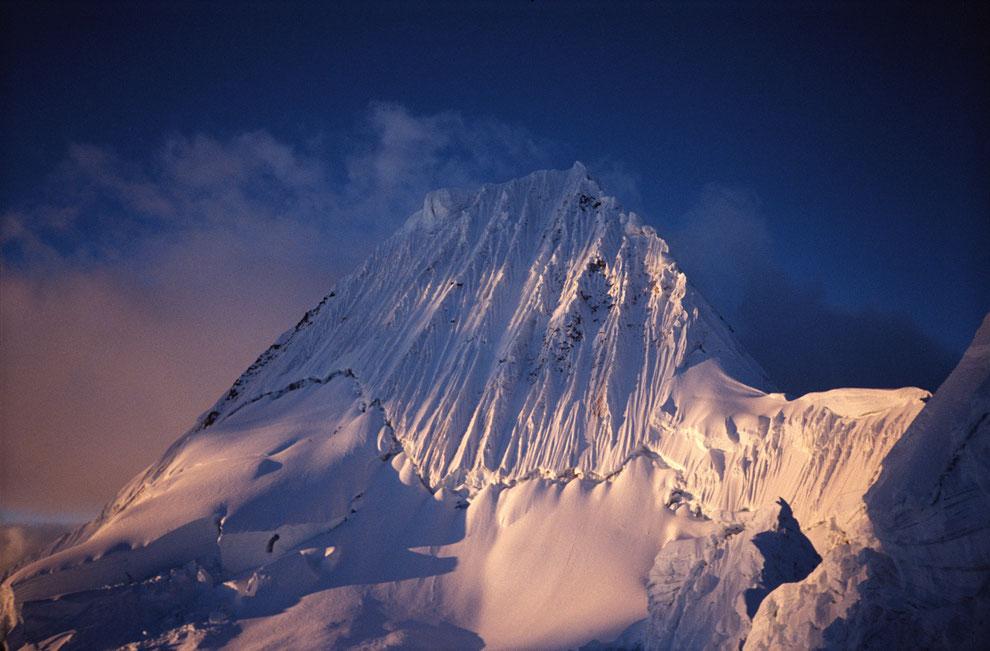Bergsteigen in Peru mit PERUline