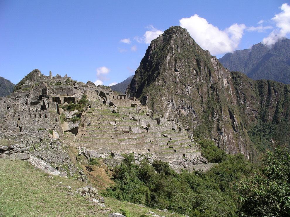 Peru, die verlorene Stadt Machu Picchu