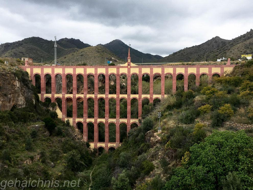 Äquadukt des Adlers