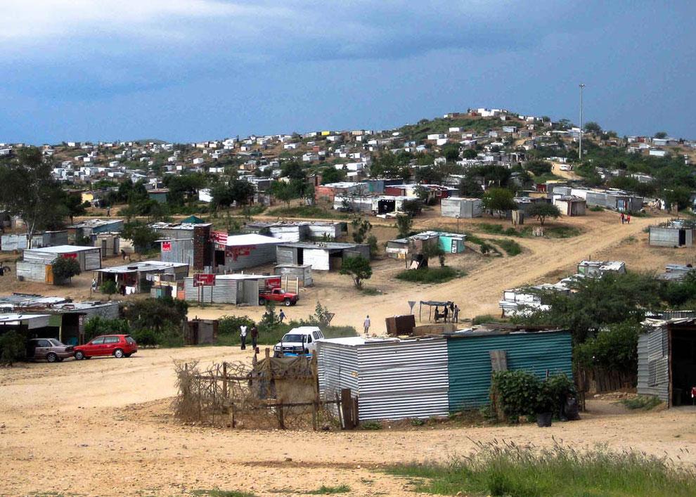"""Katatura, Township von Windhoek - """"Ort, an dem wir nicht leben möchten"""""""