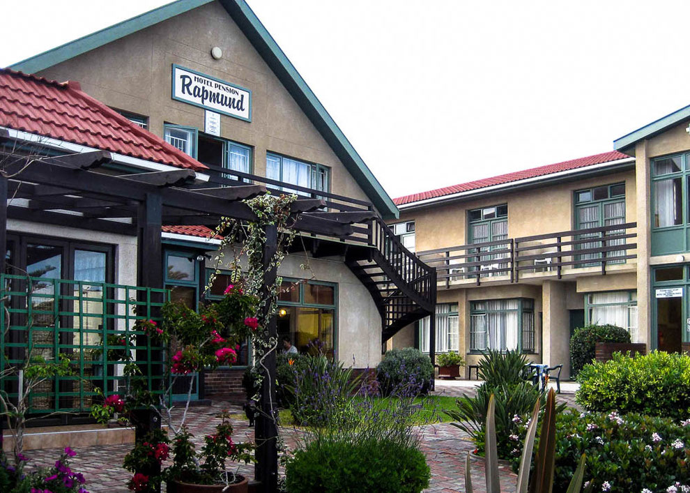 Hotel Pension Rapmund, Swakopmund
