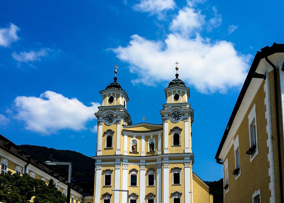 Basilika St. Michael, Mondsee