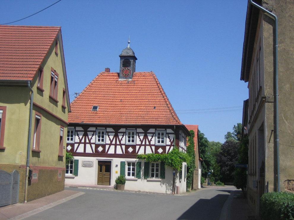 Unterwegs auf dem Appelbach-Radweg