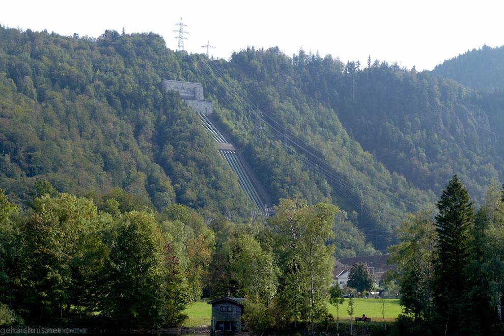Walchensee-Wasserkraftwerk