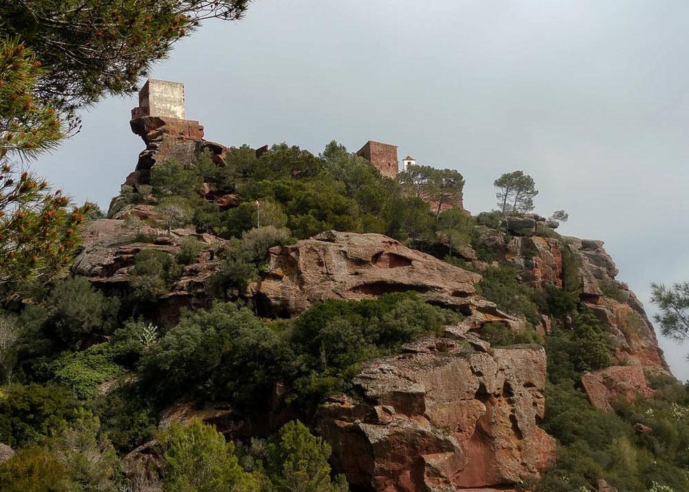 Ermita de la Mare de Déu de la Roca de Mont-Roig.