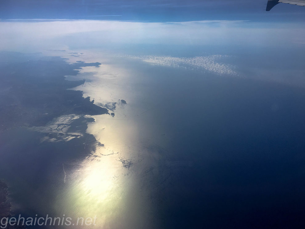 .....und das Mittelmeer