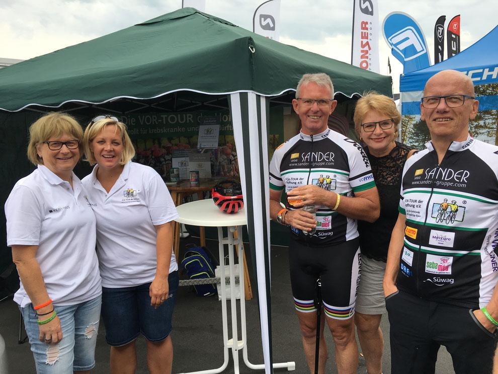 VOR-TOUR der Hoffnung bei Rad am Ring 2019