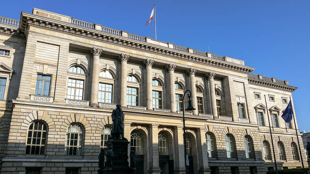 Abgeordnetenhaus von Berlin.