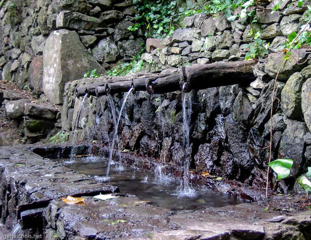 Die heiligen Quellen von Epina