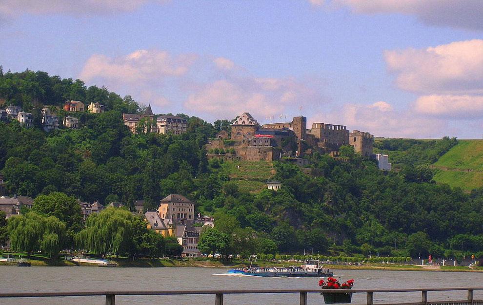 Burg Rheinfels, St. Goar/Rhein