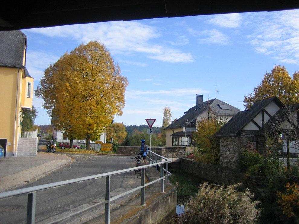 Am Klingelbach in Budenbach