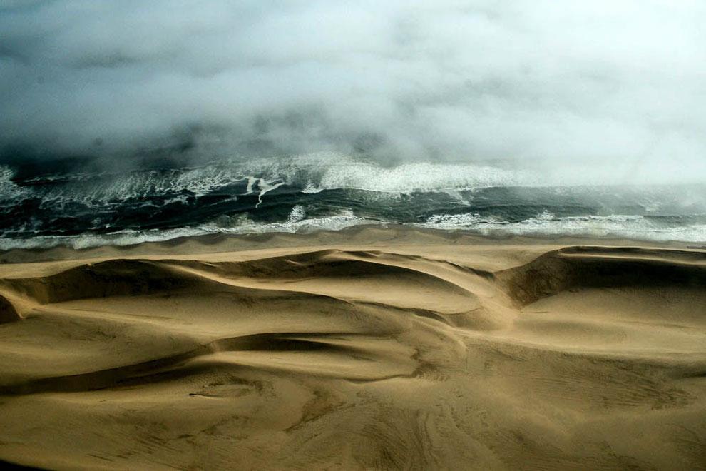 Atlantik trifft Namib