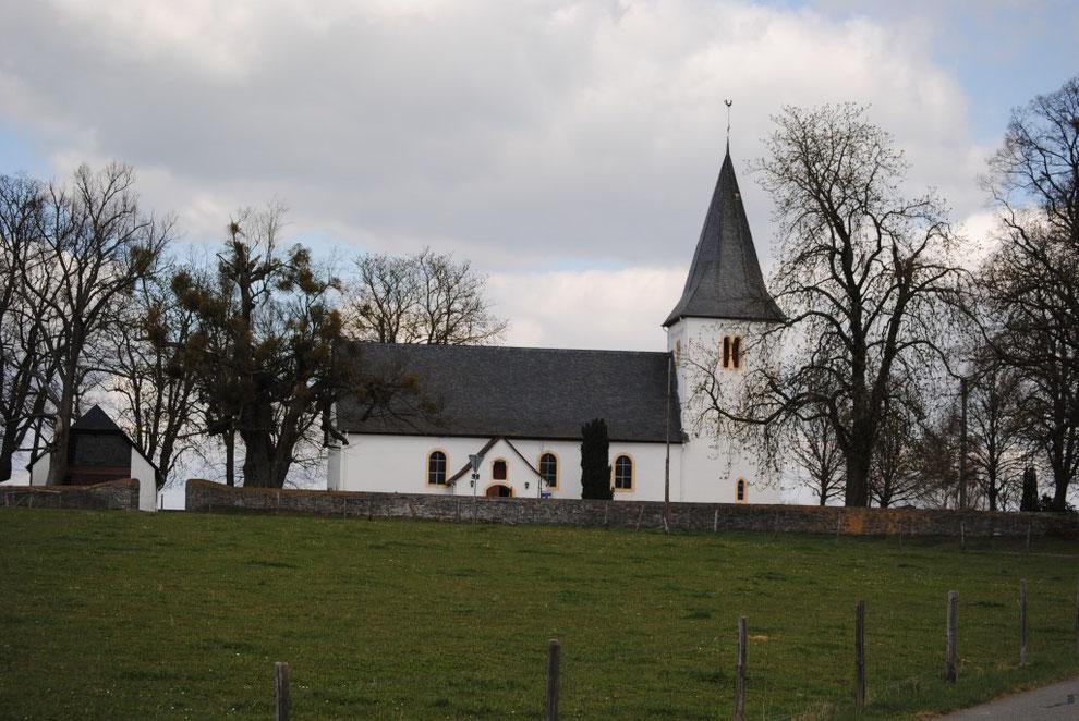 Nunkirche bei Sargenroth/Hunsrück