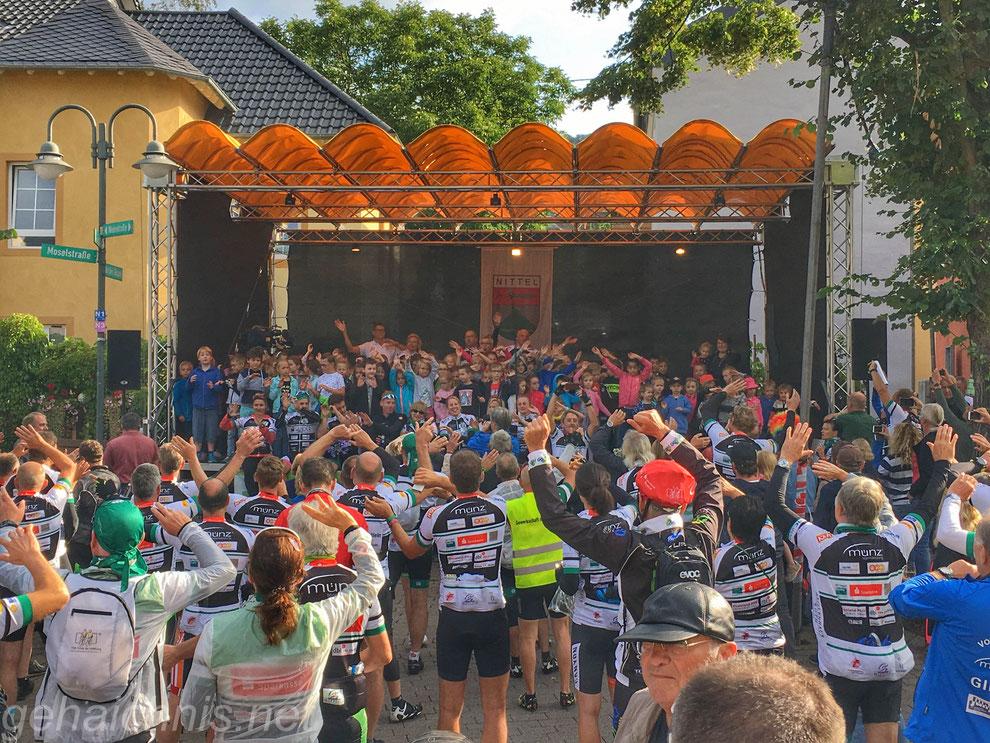 VOR-TOUR-Stopp 2019 in NIttel