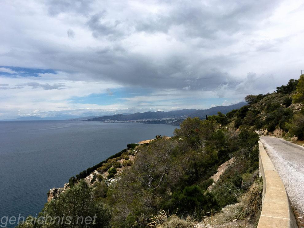 Auf - zurück nach Torre del Mar....