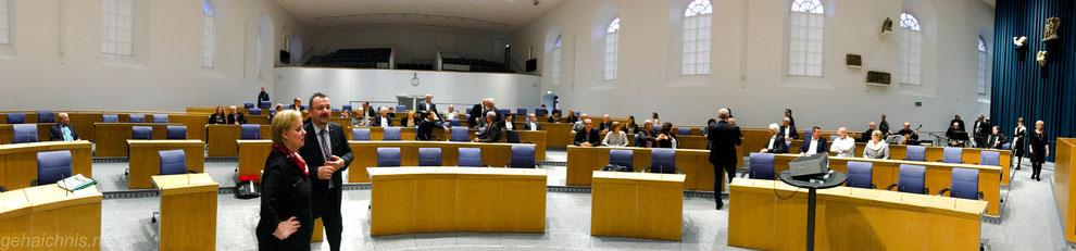 Plenarsaal.