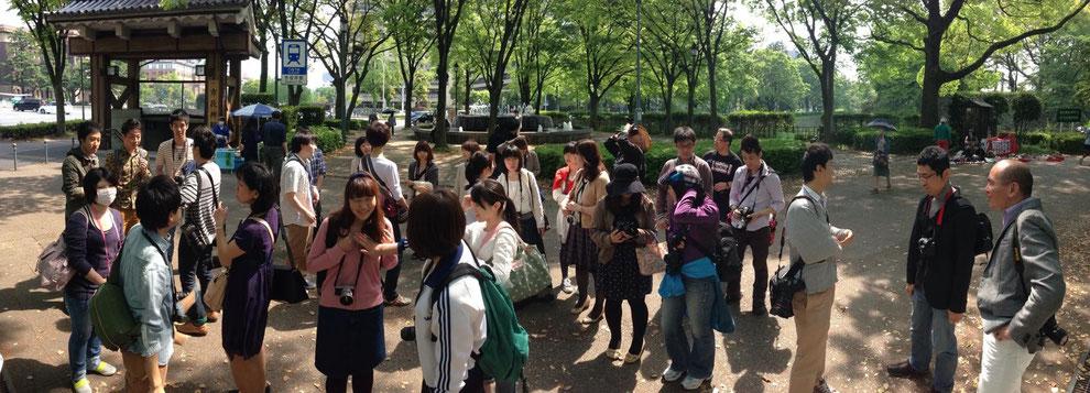 名古屋城撮影
