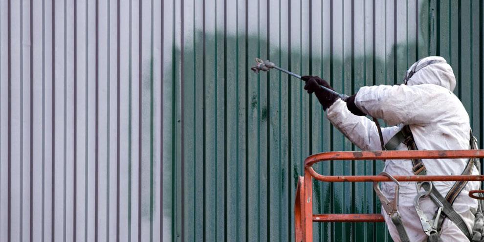 pinturas, industriales, mantenimiento, barcelona, bataller, pintado, fachadas