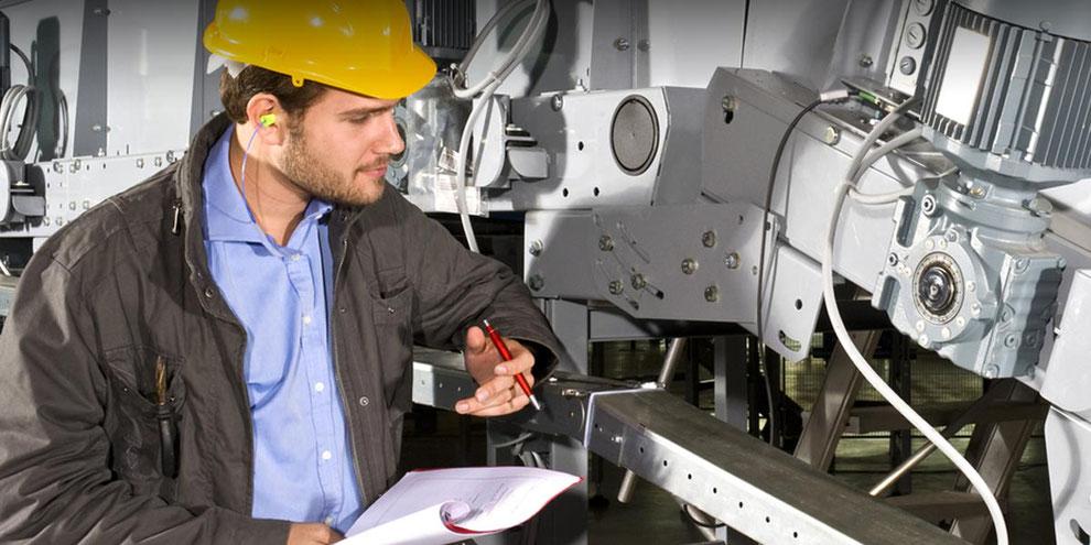 Mantenimiento seguro en la fabricación de alimentos y bebidas en Barcelona