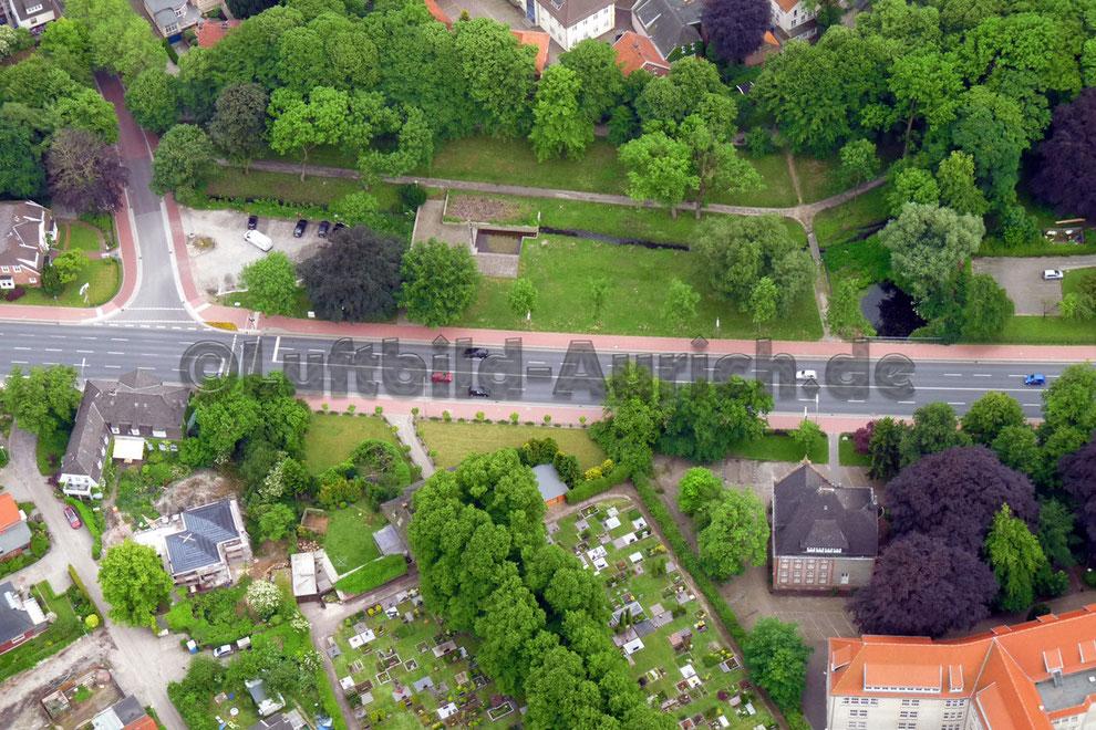 Aurich Hoher Wall Friedhof