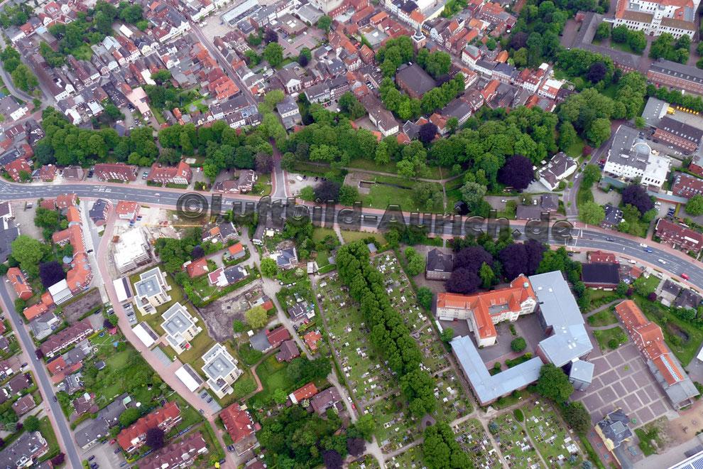 Aurich Gymnasium Innenstadt