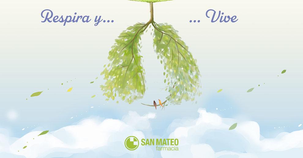 Respira y Vive - Farmacia San Mateo Alicante