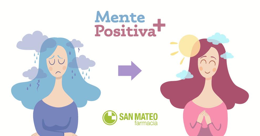 Mente positiva - Farmacia San Mateo Alicante