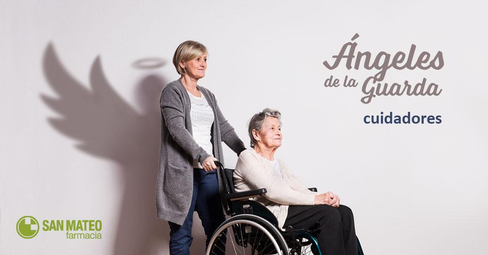 Cuidadores de personas dependientes - Farmacia San Mateo Alicante