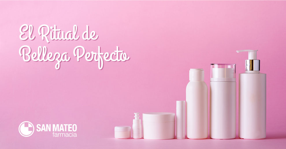 El Ritual de Belleza Perfecto - Farmacia San Mateo Alicante