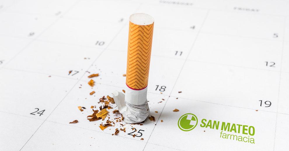 Qué le ocurre a tu cuerpo al dejar de fumar - Farmacia San Mateo Alicante