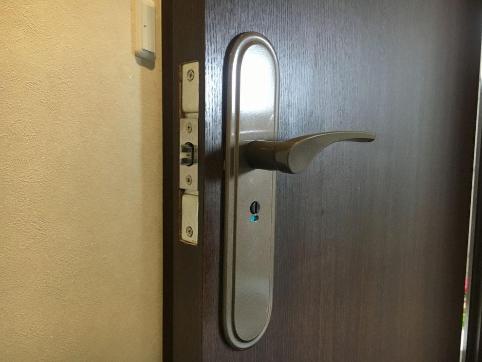筑紫野市室内錠・施工後2