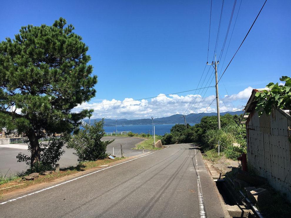 池島アーバンマイン付近