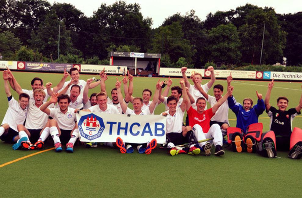 THCAB Herren Regionalligaaufstieg