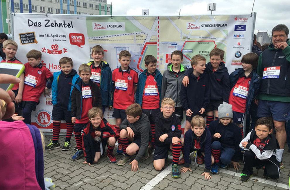 THCAB C-Knaben Zehntel-Marathon