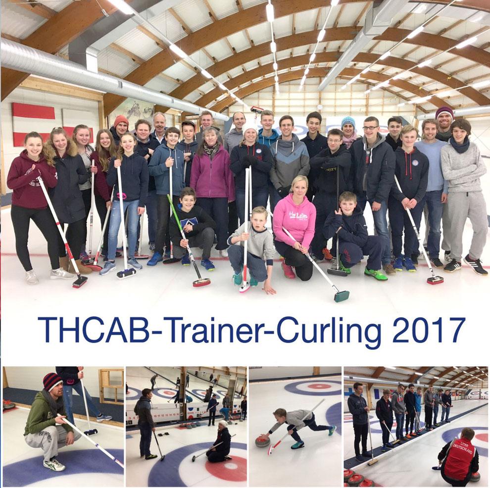 THCAB Trainer Curling