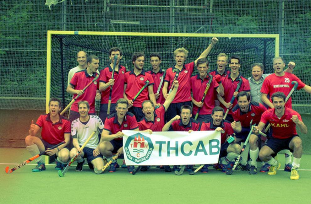 THCAB Herren Relegation