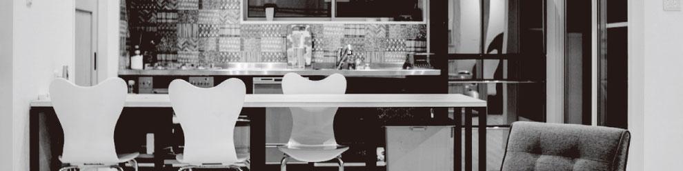tasuma-architecture design.では家具やインテリアグッズも一緒に選びます