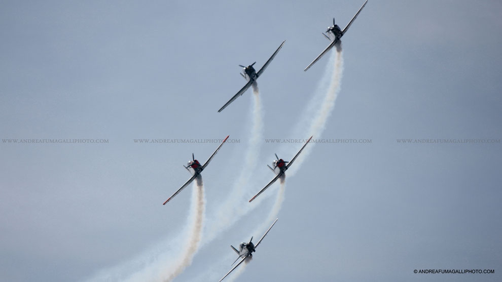 PATTUGLIA PC 3 FLYERS CINQUALE AIRSHOW 2012
