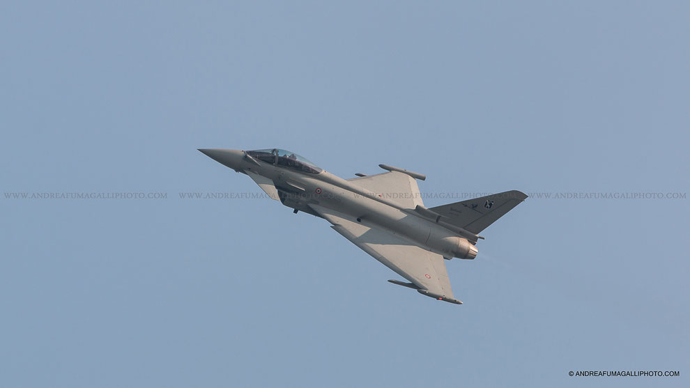 EUROFIGHTER TYPHOON AERONAUTICA MILITARE