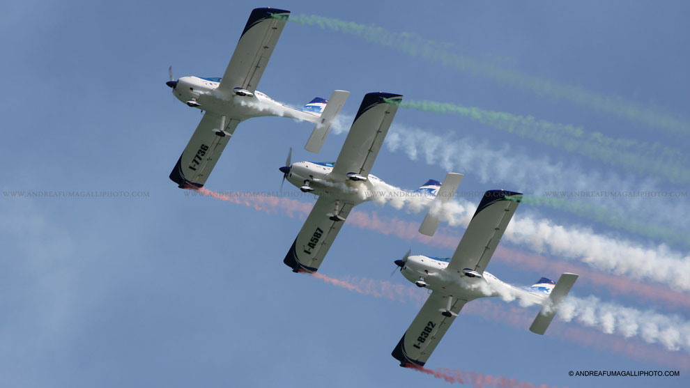 WEFLY TEAM JESOLO AIR SHOW 2011