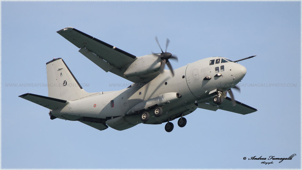 c 27 j spartan aeronautica militare