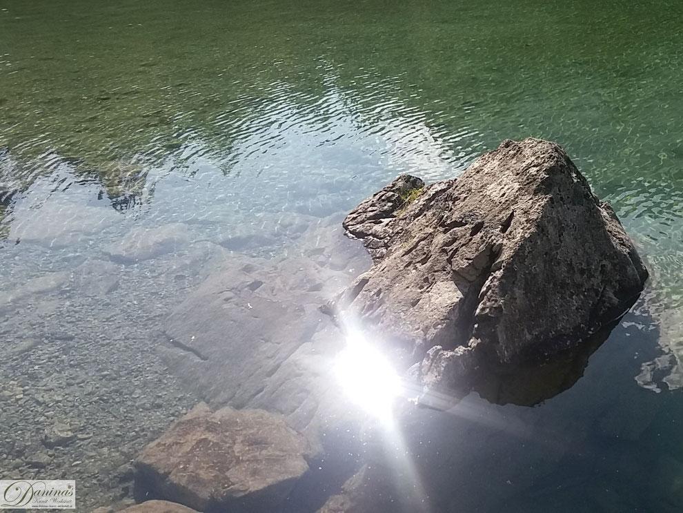 Aufenthalte in der Natur sorgen für Entspannung und neue Kraft.