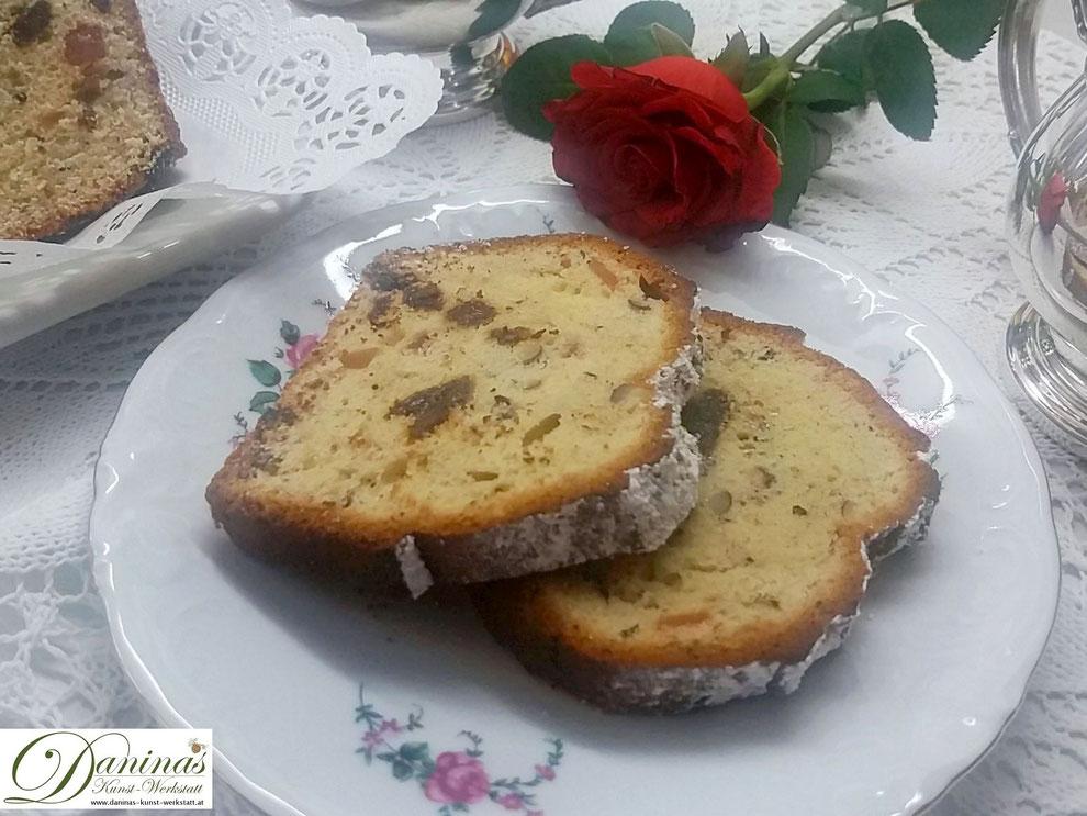 Einfach und köstlich: Englischer Teekuchen Konditorrezept by Daninas Dad