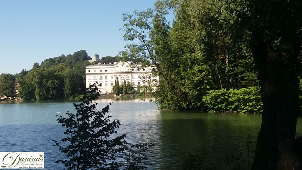Salzburg Leopoldskroner Weiher - stadtnahe Naturoase