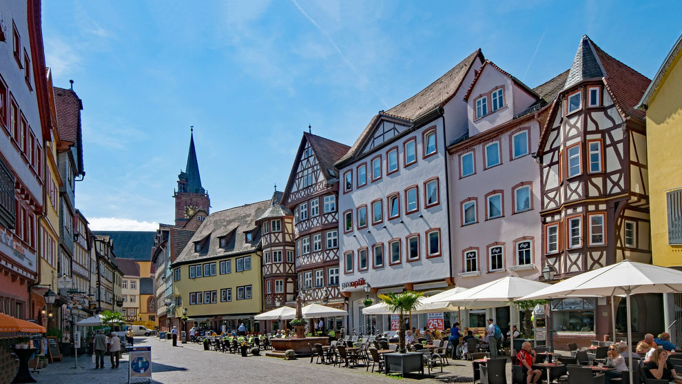 Zauberstadt Wertheim